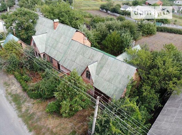 двухэтажный дом с камином, 160 кв. м, кирпич. Продажа в Шишаках район Шишаки фото 1