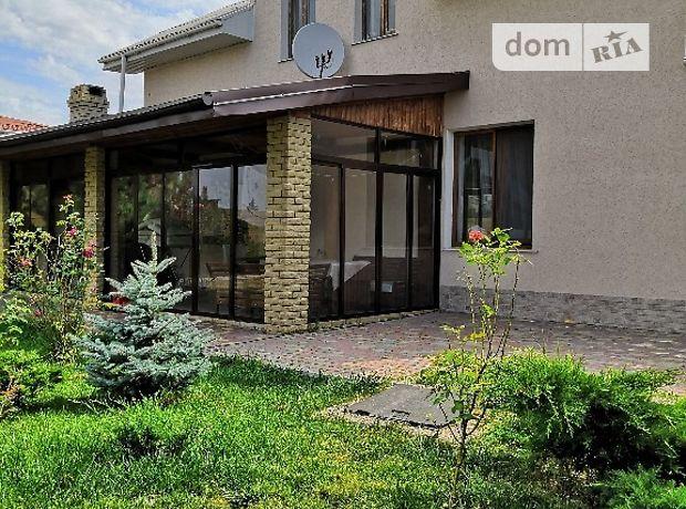 двухэтажный дом с камином, 195 кв. м, кирпич. Продажа в Симферополе фото 1