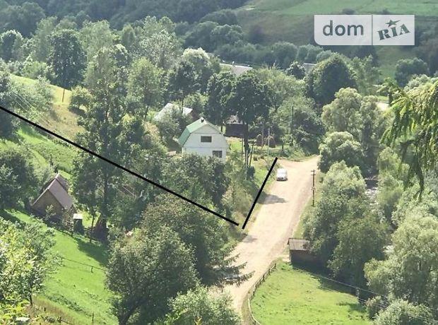 двухэтажный дом, 106 кв. м, дерево и кирпич. Продажа в Волосянке (Львовская обл.) фото 1