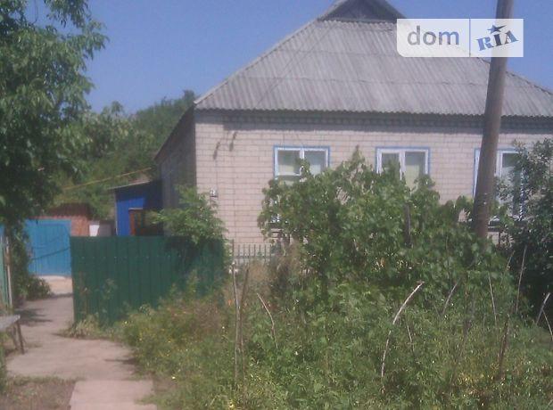 одноэтажный дом с подвалом, 85 кв. м, кирпич. Продажа в Билбасовке (Донецкая обл.) фото 1