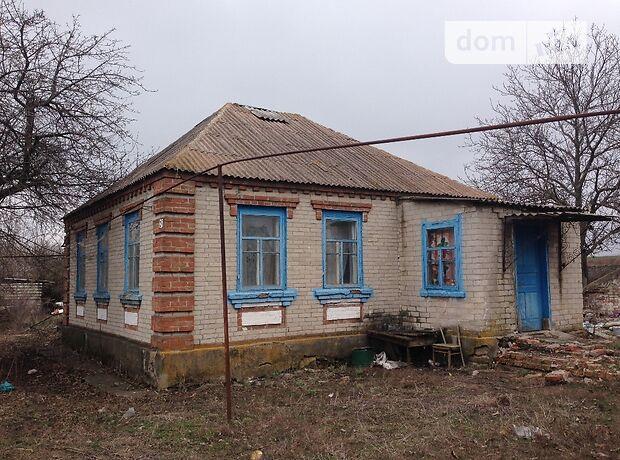 одноэтажный дом с верандой, 50.9 кв. м, кирпич. Продажа в Малиновке (Донецкая обл.) фото 1
