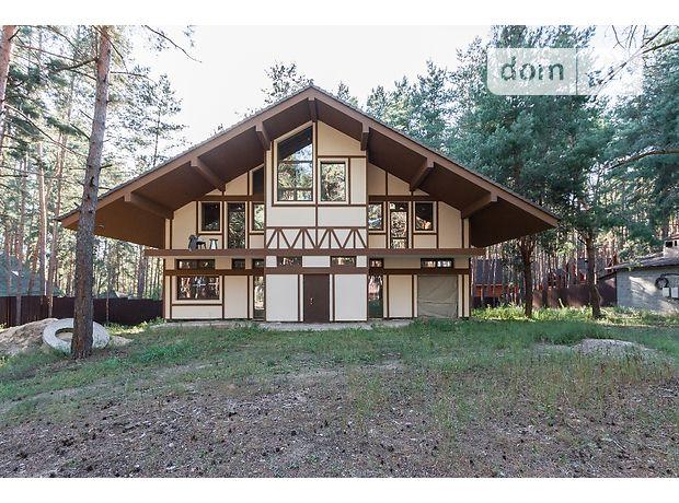 двухэтажный дом с камином, 250 кв. м, кирпич. Продажа в Святогорске (Донецкая обл.) фото 1