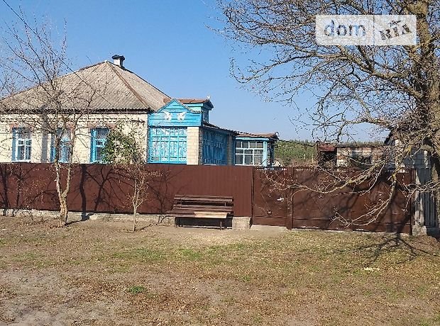 одноповерховий будинок з садом, 52 кв. м, цегла. Продаж в Святогірську (Донецька обл.) фото 1