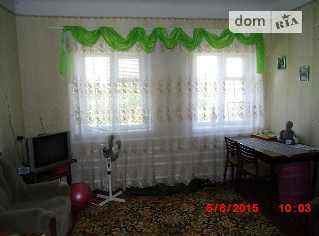 одноэтажный дом, 64 кв. м, кирпич. Продажа в Славянске фото 1