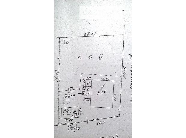одноэтажный дом с садом, 89.6 кв. м, кирпич. Продажа в Смеле район Смела фото 1