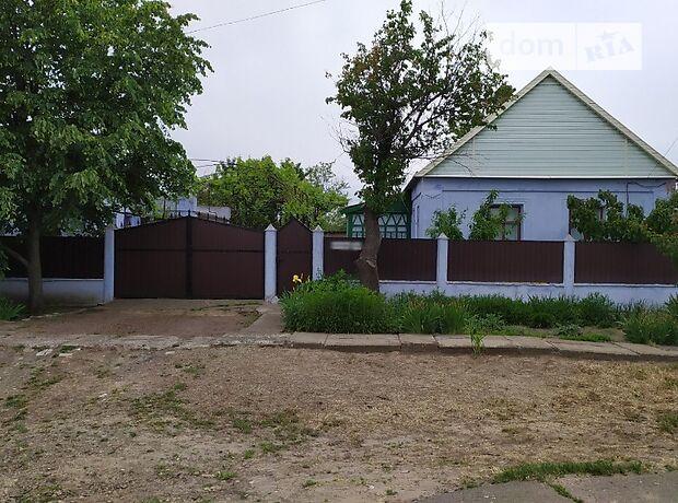 одноэтажный дом с верандой, 60 кв. м, бутовый камень. Продажа в Снигиревке фото 1