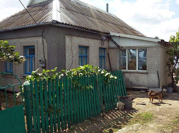 одноэтажный дом с садом, 70 кв. м, бутовый камень. Продажа в Снигиревке район Снигиревка фото 1