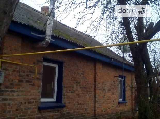 одноэтажный дом с садом, 59 кв. м, кирпич. Продажа в Сокиринцах (Черниговская обл.) фото 1