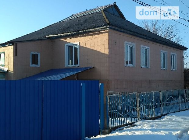 одноповерховий будинок з підвалом, 304 кв. м, шлакоблок. Продаж в Лимані (Луганська обл.) фото 1