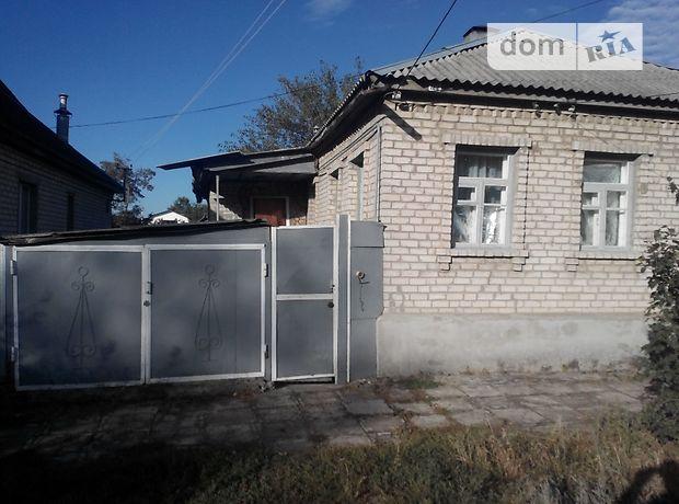 одноэтажный дом с садом, 95 кв. м, дерево и кирпич. Продажа в Старобельске район Старобельск фото 1