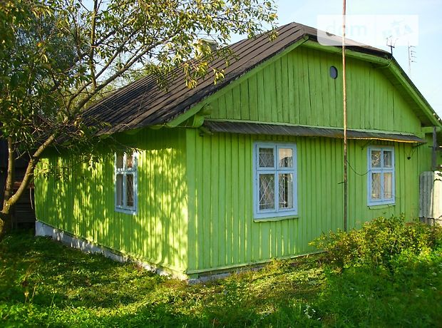 одноэтажный дом с садом, 72 кв. м, дерево и кирпич. Продажа в Мурованом (Львовская обл.) фото 1
