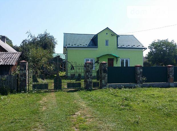 двухэтажный дом с садом, 108.5 кв. м, кирпич. Продажа в Новом Городе (Львовская обл.) фото 1