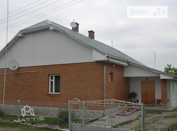 Продажа дома, 130м², Львовская, Стрый