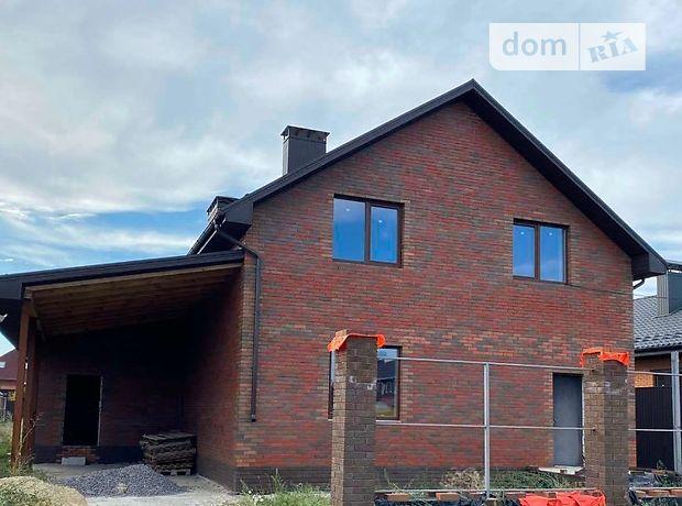 двухэтажный дом с верандой, 160 кв. м, пенобетон. Продажа в Сумах район Кирово фото 1