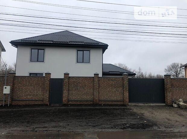 двухэтажный дом без мебели, 238 кв. м, газобетон. Продажа в Косовщине (Сумская обл.) фото 1