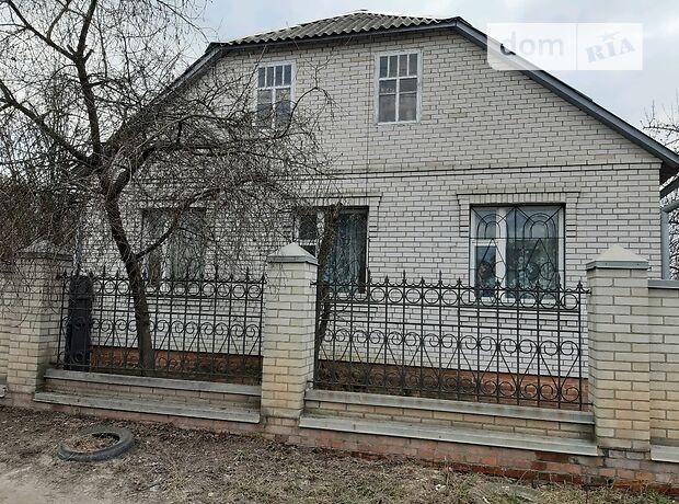 одноэтажный дом с подвалом, 85 кв. м, кирпич. Продажа в Сумах район Лука фото 1