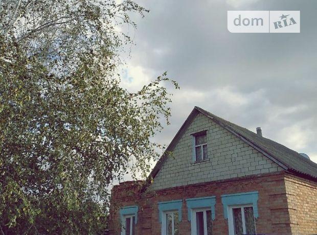 одноэтажный дом с садом, 58.2 кв. м, дерево и кирпич. Продажа в Нижней Сироватке (Сумская обл.) фото 1