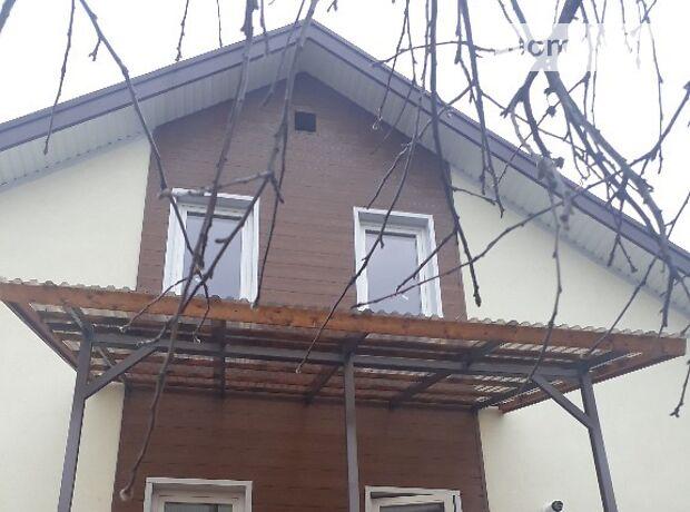двухэтажный дом с камином, 127 кв. м, пеноблок. Продажа в Сумах район Центр фото 1