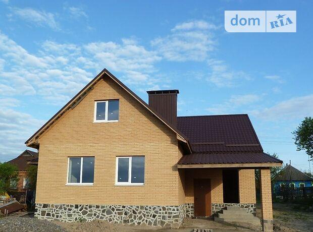 двухэтажный дом с садом, 300 кв. м, шлакоблок. Продажа в Великой Чернеччине (Сумская обл.) фото 1