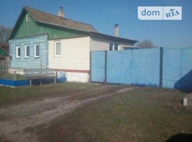 одноэтажный дом с подвалом, 62 кв. м, сруб. Продажа в Юнаковке (Сумская обл.) фото 1