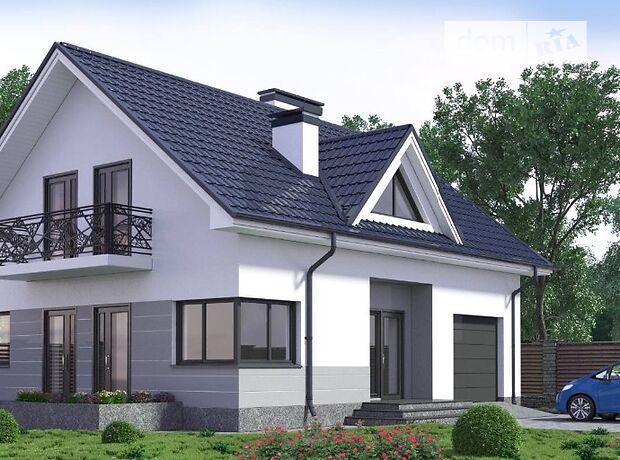 двухэтажный дом с гаражом, 150 кв. м, газобетон. Продажа в Сумах район Заречный фото 1