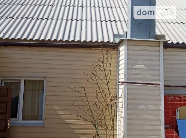 одноэтажный дом с гаражом, 85 кв. м, дерево и кирпич. Продажа в Сумах район Заречный фото 1