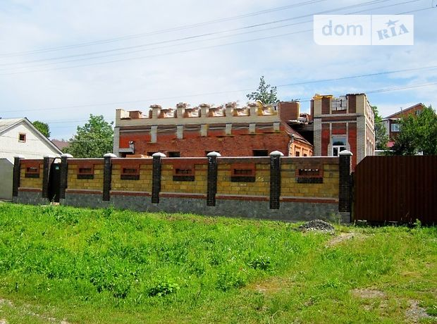 двухэтажный дом с камином, 225 кв. м, кирпич. Продажа в Сумах район Заречный фото 1