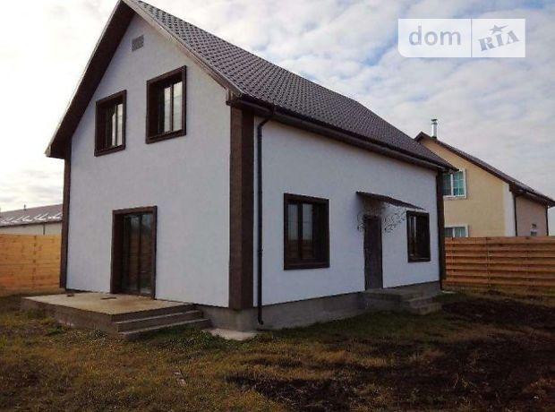двухэтажный дом, 140 кв. м, пеноблок. Продажа в Сумах фото 1