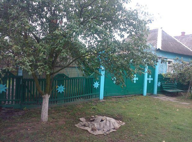 одноэтажный дом с садом, 80 кв. м, дерево и кирпич. Продажа в Верхней Сироватке (Сумская обл.) фото 1