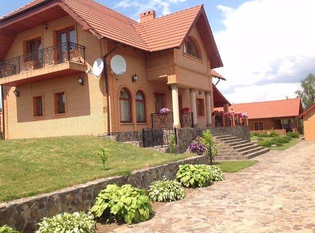 двухэтажный дом с камином, 180 кв. м, кирпич. Продажа в Голубином (Закарпатская обл.) фото 1