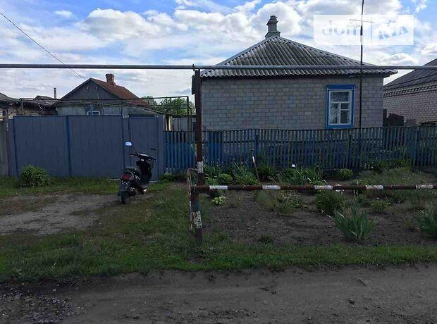 одноэтажный дом с садом, 40.5 кв. м, кирпич силикатный. Продажа в Сватовеo район Сватово фото 1