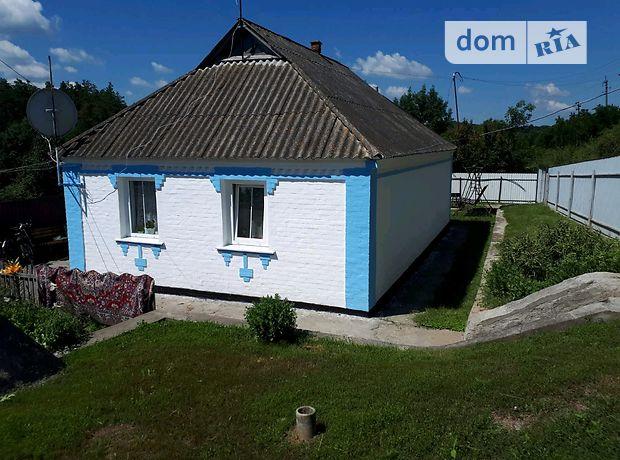 одноэтажный дом с садом, 49 кв. м, кирпич. Продажа в Салихе (Киевская обл.) фото 1