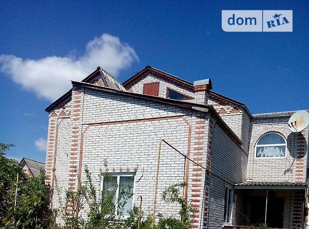 двоповерховий будинок з каміном, 168 кв. м, цегла. Продаж у Теплику фото 1