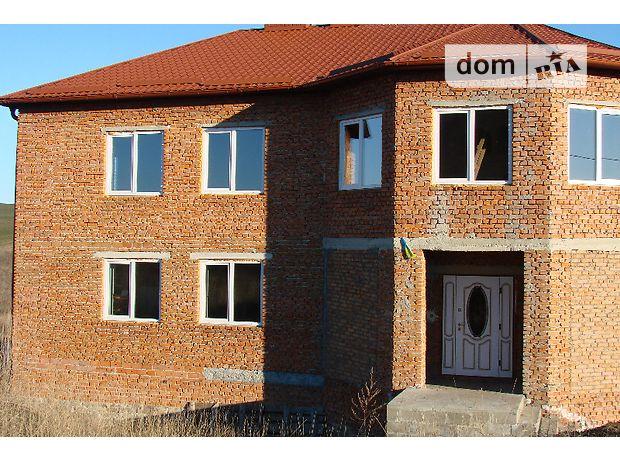 двухэтажный дом, 300 кв. м, кирпич. Продажа в Байковцах (Тернопольская обл.) фото 1