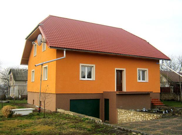 двухэтажный дом с подвалом, 300 кв. м, кирпич. Продажа в Романовке (Тернопольская обл.) фото 1