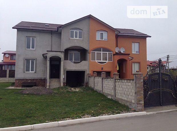 трехэтажный дом с камином, 314 кв. м, кирпич. Продажа в Тернополе район Сахарный завод фото 1