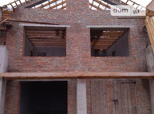 двухэтажный дом с камином, 160 кв. м, кирпич. Продажа в Тернополе район Авторынок фото 1