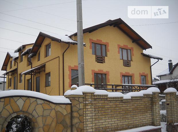 двухэтажный дом с террасой, 160 кв. м, кирпич. Продажа в Тернополе район Бам фото 1