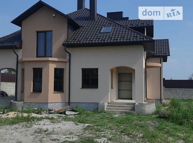 двухэтажный дом с гаражом, 240 кв. м, кирпич. Продажа в Тернополе район Бам фото 1