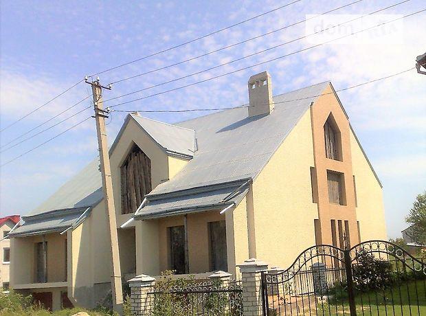 двухэтажный дом с подвалом, 566 кв. м, кирпич. Продажа в Байковцах (Тернопольская обл.) фото 1