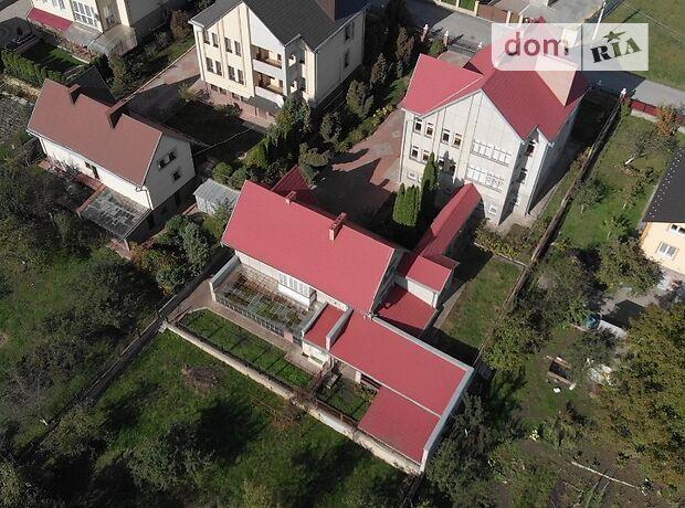 трехэтажный дом с садом, 404 кв. м, кирпич. Продажа в Гаях Ходоровских (Тернопольская обл.) фото 1
