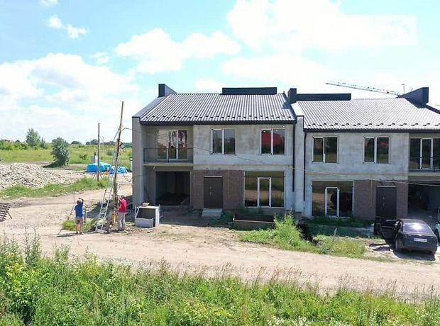двухэтажный дом с гаражом, 150 кв. м, кирпич. Продажа в Байковцах (Тернопольская обл.) фото 1