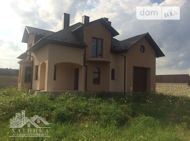 двухэтажный дом, 240 кв. м, кирпич. Продажа в Байковцах (Тернопольская обл.) фото 1