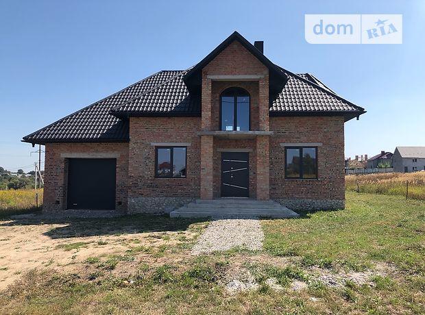 двухэтажный дом с подвалом, 240 кв. м, кирпич. Продажа в Байковцах (Тернопольская обл.) фото 1