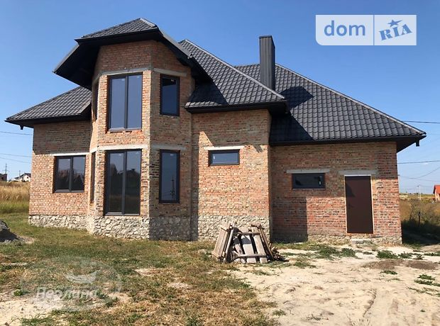 двухэтажный дом, 220 кв. м, кирпич. Продажа в Байковцах (Тернопольская обл.) фото 1