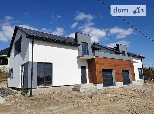 двухэтажный дом с балконом, 150 кв. м, газобетон. Продажа в Байковцах (Тернопольская обл.) фото 1