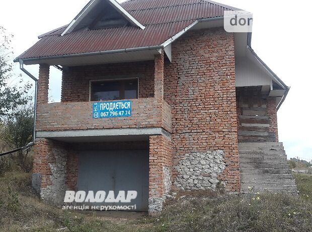 двухэтажный дом с подвалом, 170 кв. м, кирпич. Продажа в Байковцах (Тернопольская обл.) фото 1