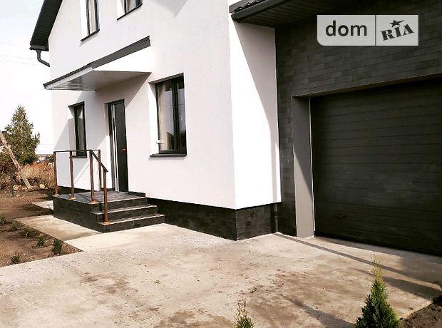двухэтажный дом с гаражом, 185 кв. м, кирпич. Продажа в Байковцах (Тернопольская обл.) фото 1