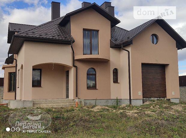 двухэтажный дом с мансардой, 240 кв. м, кирпич. Продажа в Байковцах (Тернопольская обл.) фото 1