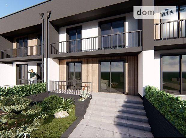 двухэтажный дом с балконом, 145 кв. м, кирпич. Продажа в Байковцах (Тернопольская обл.) фото 1